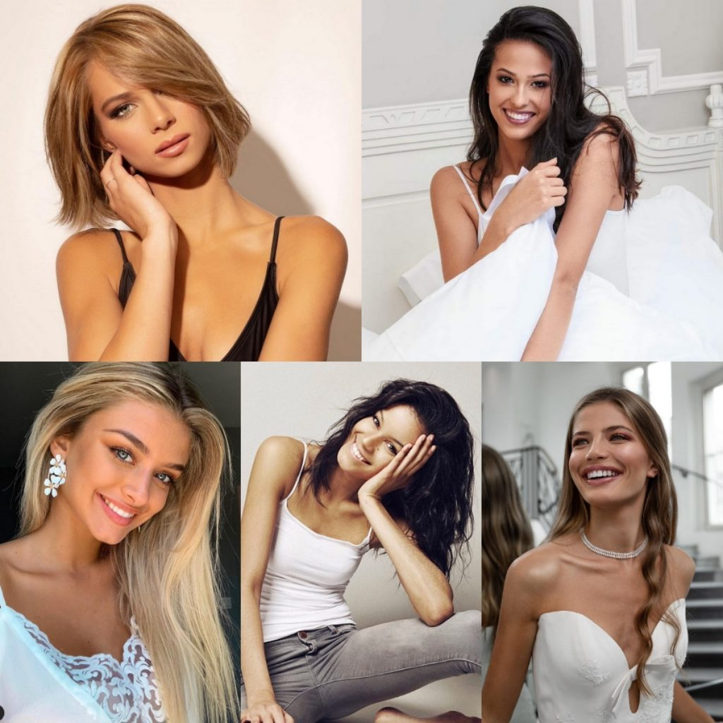 Favorites miss France 2020