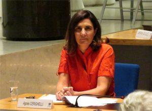 Pourquoi Agnes Cerighelli a-t-elle été muselée?