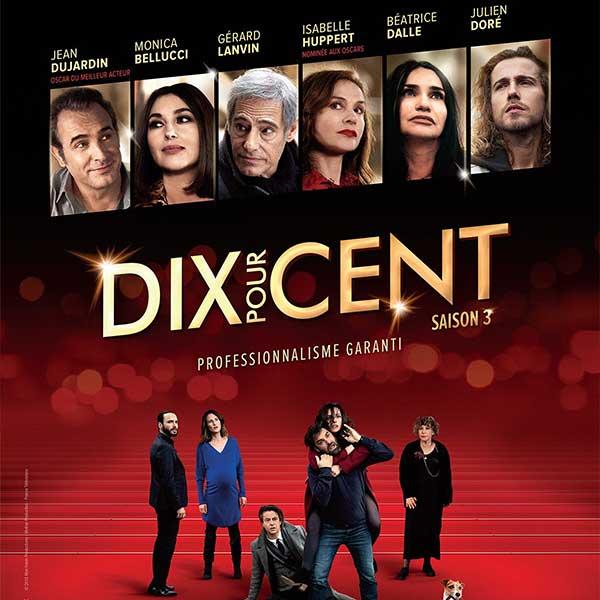 Découvrir Dix pour Cent sur Netflix pendant le confinement