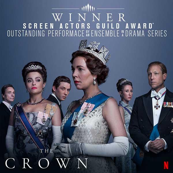 Que regarder sur Netflix? The Crown