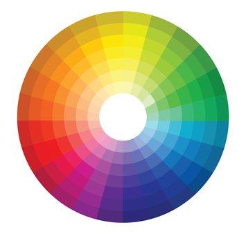 Roue chromatique: comment maquiller ses yeux?